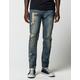 CIVIL Luke Thrash Mens Slim Jeans