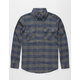 SHOUTHOUSE Georgetown Mens Flannel Shirt
