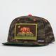 OFFICIAL Cali Tigerstripe Mens Snapback Hat