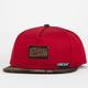 OFFICIAL X Plutocrat Burgs Mens Buckle Hat