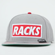 OFFICIAL Racks Mens Snapback Hat