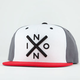 NIXON Exchange Starter Mens Snapback Hat