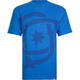 DC SHOES Throwback Tonal Mens T-Shirt
