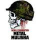 METAL MULISHA Full Metal Sticker