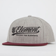 ELEMENT All Star Mens Snapback Hat