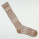 Stitch Pattern Womens Knee High Socks