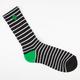 LRG Core Collection Spikez Mens Crew Socks