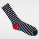 LRG Core Collection Spikez Mens Crew Socks