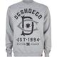 DC SHOES Throwback Mens Sweatshirt