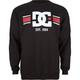 DC SHOES Banner Mens Sweatshirt