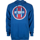 DC SHOES Banner Stripe Mens Hoodie