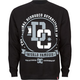 DC SHOES Crest Mens Sweatshirt