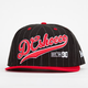 DC SHOES Baseline New Era Mens Snapback Hat