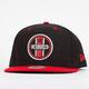 DC SHOES Banner Stripe New Era Mens Snapback Hat