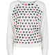 FULL TILT Argyle Heart Womens Tee