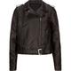 FULL TILT Faux Leather Girls Moto Jacket
