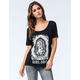 REBEL8 Worship Worthy Womens Tee