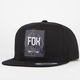FOX All Night Mens Snapback Hat
