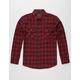 SHOUTHOUSE Parker Mens Flannel Shirt