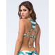 BILLABONG Maldive High Neck Bikini Top