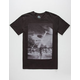 QUIKSILVER Beach Attack Mens T-Shirt