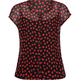 FULL TILT Apple Print Girls Top