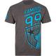FAMOUS Stars & Straps Side Car Mens T-Shirt