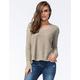 RIP CURL Story Teller Womens Sweater