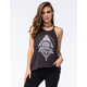 BILLABONG Beachin Womens High Neck Tank