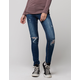ZCO PREMIUM Destructed Womens Skinny Jeans