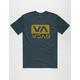 RVCA Oxnard Tech Mens T-Shirt