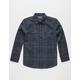 RVCA Levels Boys Flannel Shirt