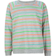 FULL TILT Stripe Girls Sweatshirt