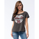 MIDNIGHT RIDER Yosemite Womens Tee