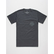 ROARK Live To Tell Mens Pocket Tee