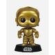 FUNKO Pop! Star Wars: C3PO Bobble Head