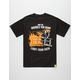 RUSTY BUTCHER Burnt Mens T-Shirt