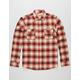 MICROS Rainier Mens Flannel Shirt