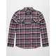 MICROS Tacoma Mens Flannel Shirt