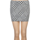 FULL TILT Houndstooth Bodycon Skirt