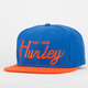 HURLEY In Time Mens Snapback Hat
