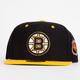 AMERICAN NEEDLE Blockhead Bruins Mens Snapback Hat