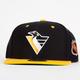 AMERICAN NEEDLE Blockhead Penguins Mens Snapback Hat