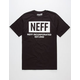 NEFF New World Mens T-Shirt