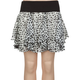 FULL TILT Hearts Ruffle Layer Girls Skirt
