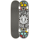 ELEMENT Nyjah Rise Up Full Complete Skateboard - AS IS