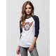 REBEL8 Avi8tor Womens Raglan Tee