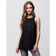 RVCA Lucidity Womens Muscle Tee