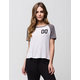 FULL TILT 00 Womens Raglan Tee