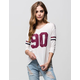 FULL TILT 90 Womens Football Tee